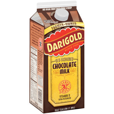 Darigold Chocolate Old-Fashioned Vitamin D Milk