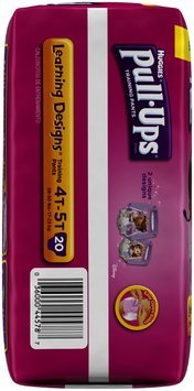 HUGGIES® Pull-Ups® Learning Designs Training Pants for Girls 4T-5T 20 ct Pack