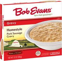 Bob Evans® Homestyle Pork Sausage Gravy 10 oz. Box