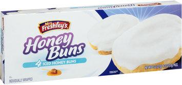 Mrs. Freshley's® Iced Honey Buns 4-2 oz. Wrapper