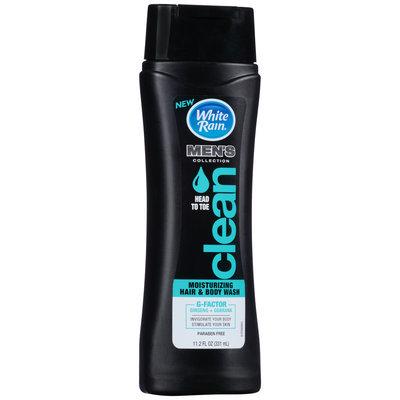 White Rain® Men's Collection Moisturizing Hair & Body Wash 11.2 fl. oz. Bottle
