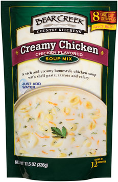 Bear Creek Country Kitchens® Creamy Chicken Soup Mix 11.5 oz. Pouch