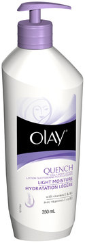 Olay Quench Light Moisture Body Lotion