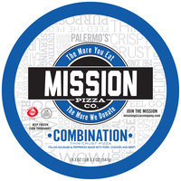 Mission Pizza Co. Thin Crust Combination Pizza 19.3 oz. Pack