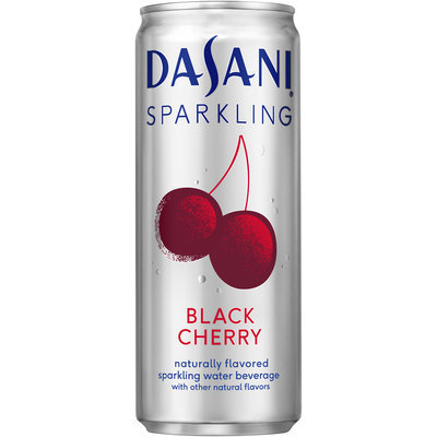 Dasani® Sparkling Black Cherry Water Beverage