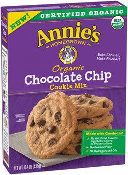 Annie's™ Organic Chocolate Chip Cookie Mix 15.4 oz. Box