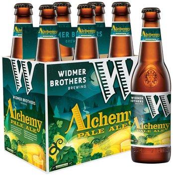 Widmer Brothers Brewing Alchemy Pale Ale Beer 6-12 fl. oz. Bottles