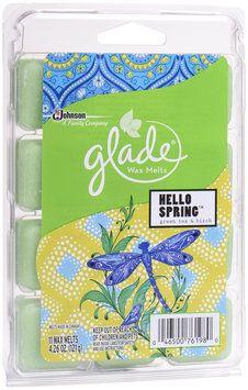 Glade® Hello Spring™ Wax Melts Air Freshener 11 ct Pack