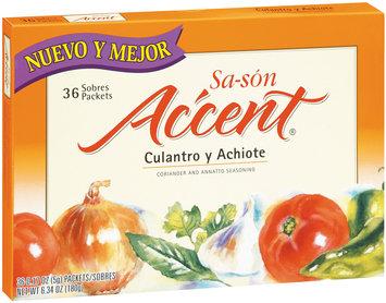 Accent Culantro Y Achiote 0.17 Oz Seasoning 36 Ct Box