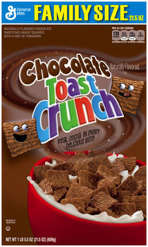 Chocolate Toast Crunch™ Cereal 21.5 oz. Box