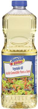 Special Value® Vegetable Oil 40 fl oz