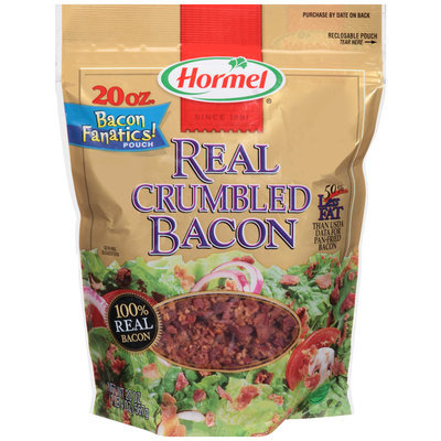 Hormel® Real Crumbled Bacon 20 oz. Pouch
