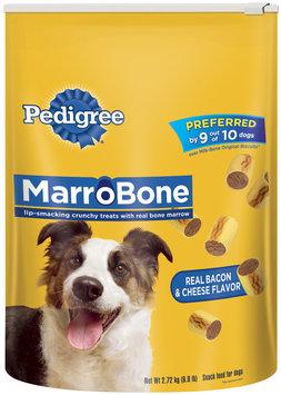 Pedigree® Marrobone Real Bacon & Cheese Flavor Dog Care & Treats