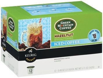 Green Mountain Coffee® Hazelnut Iced Coffee 12-0.48 oz Box