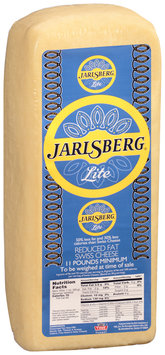 Jarlsberg® Lite Reduced Fat Swiss Cheese 11 lb. Loaf, Random Weight