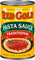 Red Gold® Traditional Pasta Sauce 24 oz. Can