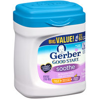 Gerber® Good Start® Soothe Powder Infant Formula with Iron 35 oz. Canister