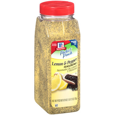 Perfect Pinch® Lemon & Pepper Seasoning 28 oz. Shaker