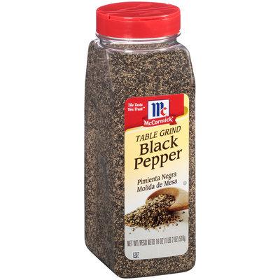 McCormick® Table Grind Black Pepper