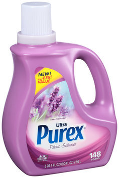 Purex® Ultra Sweet Lavender Fabric Softener 3.13 qt. Jug
