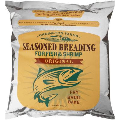 Orrington Farms® Original Seasoned Breading For Fish & Shrimp