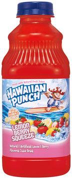 Hawaiian Punch® Lemon Berry Squeeze® Juice Drink 32 fl. oz. Bottle