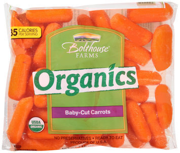 Bolthouse Farms® Organics Baby-Cut Carrots