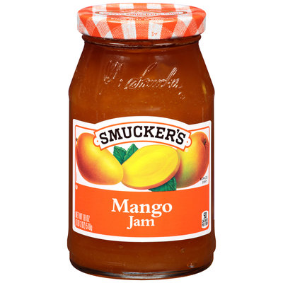 Smucker's® Mango Jam 18 oz. Jar