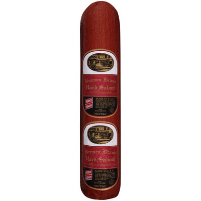 Patrick Cudahy® Bremen Brand Hard Salami