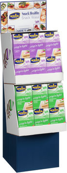 Wasa® 7 Grains/Wholesome Wheat Crisp 'n Light Crackerbread Display