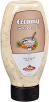 Arcobasso Foods Creamy Ranch Sauce 18 fl. oz. Squeeze Bottle