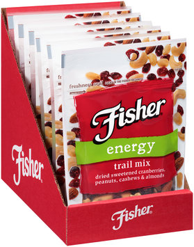 Fisher® Energy Trail Mix 3.5 oz. Bag