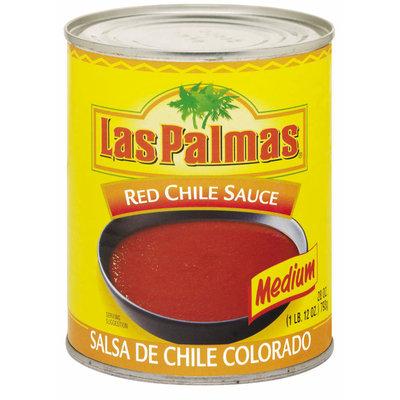 Las Palmas Medium Red Chile Sauce 28 Oz Can