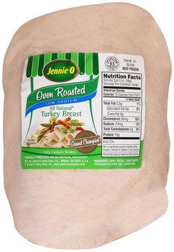 Jennie-O® Grand Champion® Oven Roasted Low Sodium Turkey Breast