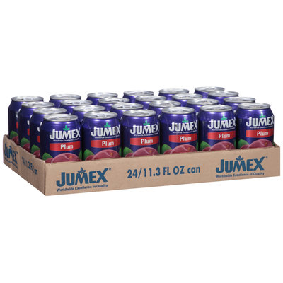 Jumex® Plum from Concentrate Nectar 24-11.3 fl. oz. Cans