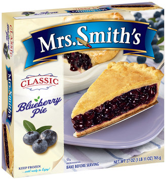 Mrs. Smith's® Classic Blueberry Pie 27 oz. Box
