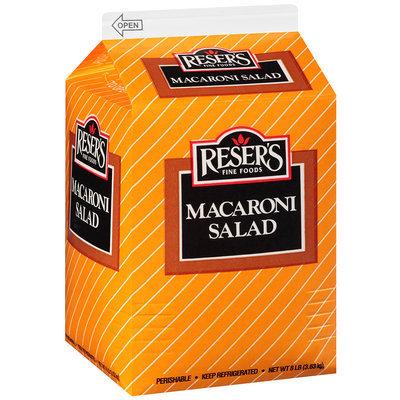 Reser's Fine Foods® Macaroni Salad