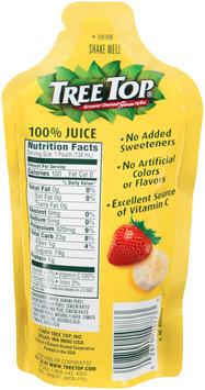 Tree Top® Banana Strawberry Fruit Smoothie 4.54 fl. oz. Pouch