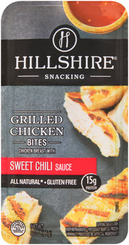 Hillshire® Snacking Sweet Chili Sauce Grilled Chicken Bites 3.0 oz. Tray
