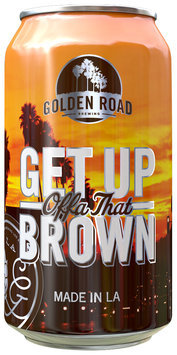Get Up Offa That Brown Beer
