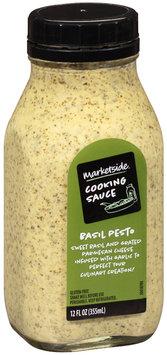 Marketside™ Basil Pesto Cooking Sauce 12 fl. oz. Jar