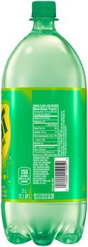 Mist Twst® Lemon Lime Flavor Soda 2L Plastic Bottle