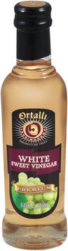 Ortalli White Sweet Vinegar 8.45 fl. oz. Bottle