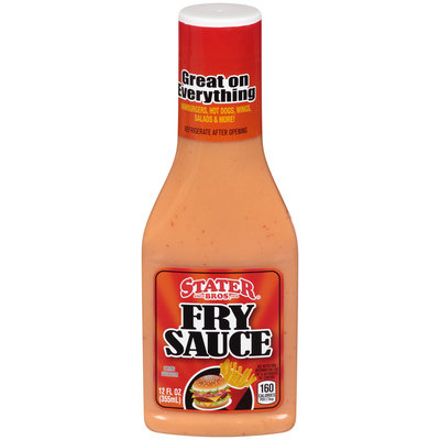 Stater Bros.® Fry Sauce 12 fl. oz. Bottle