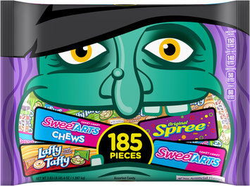 Nestlé Assorted Halloween Candy 185 Pieces, 45.5 oz. Bag
