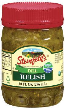 Steinfeld's Dill Relish 10 Fl Oz Plastic Jar