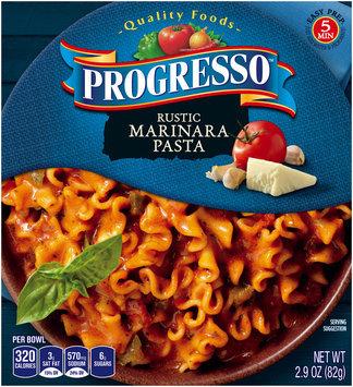 Progresso Rustic Marinara Pasta