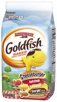 Goldfish® Cheeseburger Baked Snack Crackers
