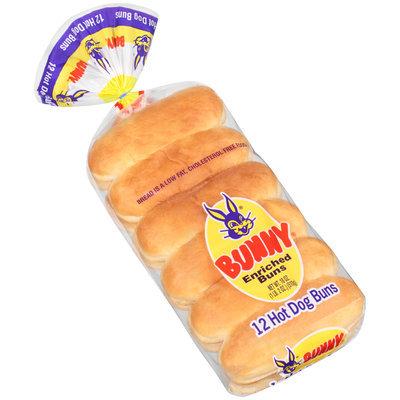 Bunny® Hot Dog Buns