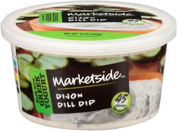 Marketside™ Dijon Dill Dip 12 oz. Tub